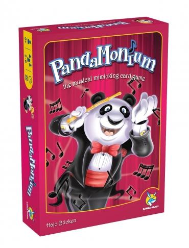 Panda Monium 熊貓大樂團 1