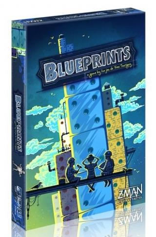Blueprints 藍圖 - 摩天計畫 1