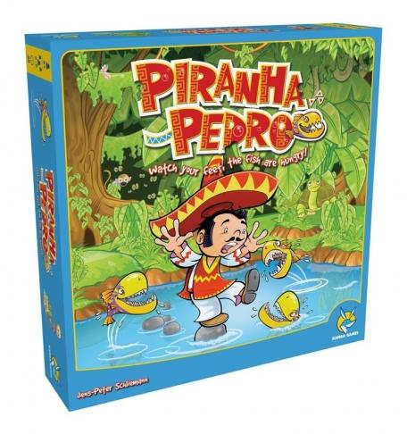 Piranha Pedro 食人魚與派德羅 1